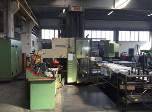 TOS VARNSDORF WHQ13 CNC Tischbohrwerk