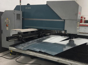 Punch makinesi Durma PP 12530