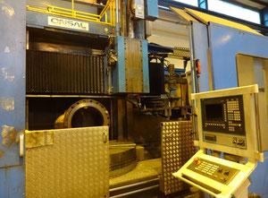 Tornio verticale TITAN SC 22 CNC