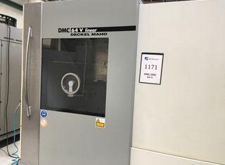 DMG DMC 64V P90125089