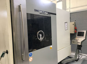 DMG DMC 64V high speed machining center