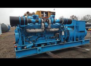 Generátor soustrojí Detroit Diesel 16V149