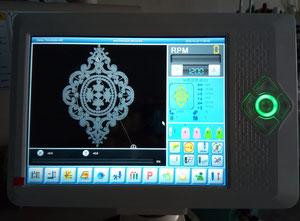 Vyšívací stroj Maya MY-H-XY