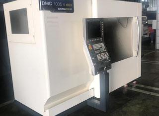DMG DMC 1035V Eco P90128001