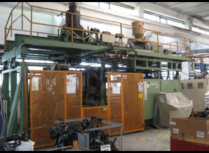 BEMACO BA 200-1994 Blowmoulding machine