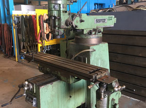 Gate  vertical milling machine