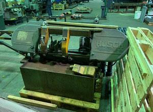 Używana piła taśmowa Rusch H B S 250mm