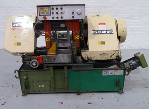 MEGA BS300HAS band saw for metal