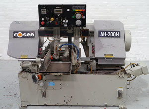 Cosen AH-300H band saw for metal