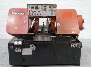 Amada HA400W band saw for metal