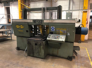 Hyd-Mech H22 AHD Automatic band saw for metal