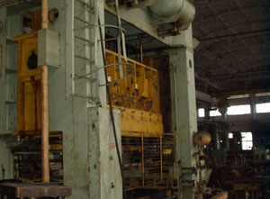 Barnaul AB6140 Knuckle-joint stamping press