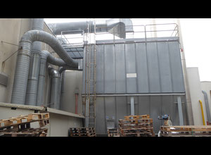 Used Omar  Dust collector