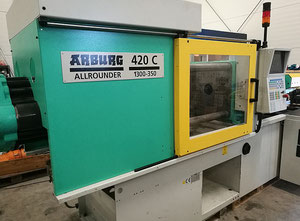 Arburg 420C 1300-350 Spritzgießmaschine