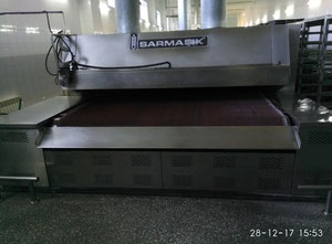 Sarmasik TNS 2523 Complete bread production line