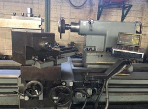 Used Leopoldo Pontiggia 7500 heavy duty lathe