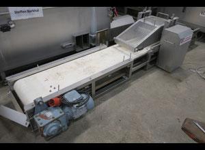 Maszyna do skórowania lub filetowania Cabinplant