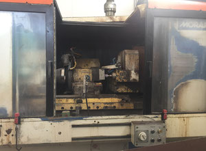 Used Morara Intermatic 1000 CNC Cylindrical external / internal grinding machine