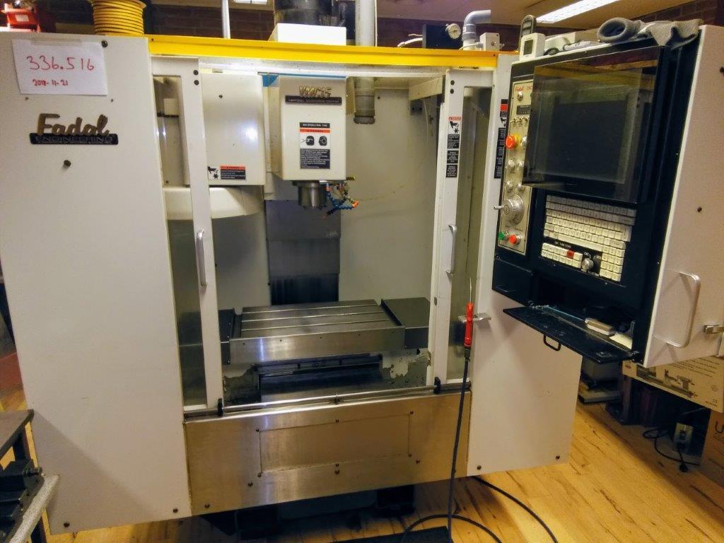 Fadal VMC 15 Machining center - vertical - REDUCED - Exapro