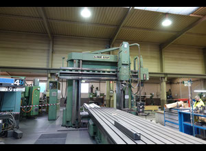 Line 7500x1350mm Planing machine