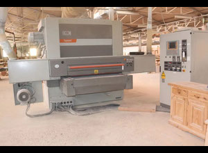DMC TOPSAND 1350 M 2 Wide Belt Sander