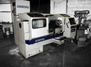 CHURCHILL 430x1100 Drehmaschine CNC