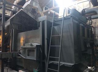 Uab Baltical J.B furnace 20 tons P90204043