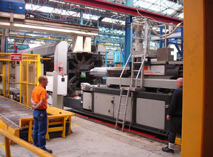 SANDRETTO 1100T MEGA T Injection moulding machine