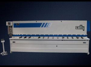 Nożyce gilotynowe hydrauliczne COLLY 4100x6