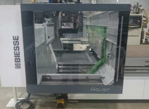 Used Biesse Rover b FT 1536 Wood CNC machining centre - 5 Axis