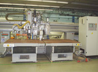 Saom P22 M1.CU.UF.2T Wood CNC machining centre