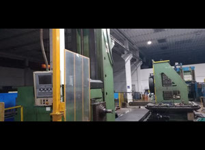 Used LAZZATI HB 150 Table type boring machine CNC