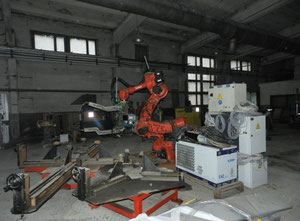 Comau Smart NH3-210-3.1-SH Industrial robot