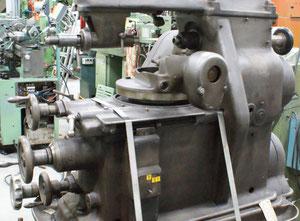 Mikron 102 Vertikal Zahnrad-Abwälzfräsmaschinen