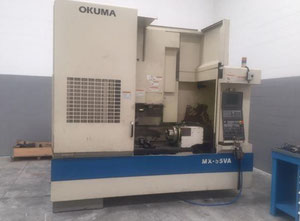 Okuma MXSS VA Machining center - vertical