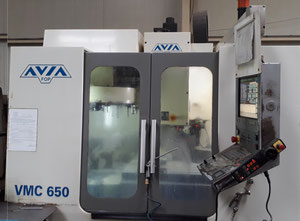 Avia VMC 650 cnc vertical milling machine