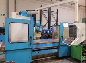 MTE BF-2200 CNC-Fräsmaschine Universal