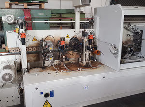 Used IDM ACTIVA R69 double sided edgebander