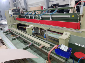Used SCM ALFA 45C Panel saw