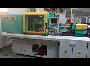 Arburg 420S-800-150 + robot Multilift Spritzgießmaschine