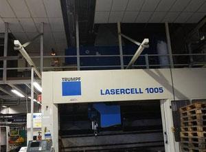 Impianto taglio laser TRUMPF LASERCELL TLC 1005
