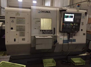 Tour revolver horizontal Okuma Twin Star LT 200 MY