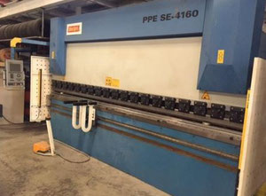 Blecken PPE-SE-4160 Abkantpresse CNC/NC