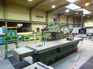 Zayer 3550 Fräsmaschine Horizontal