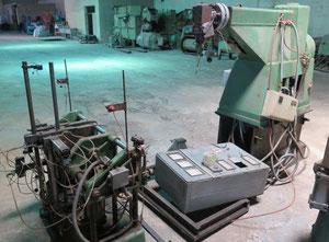 Hava üflemeli şekillendirme makinesi Mateu I Sole C2V