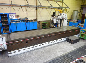 HURON X4500 Horizontal milling machine