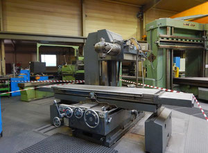 GAMBIN 4B vertical milling machine