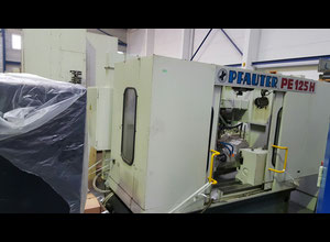 Pfauter PE 125 SF Gear milling machine