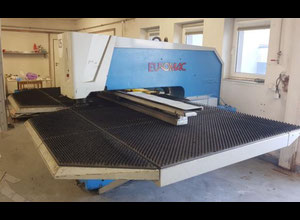 Euromac ZX INDEX Sheet metal machine