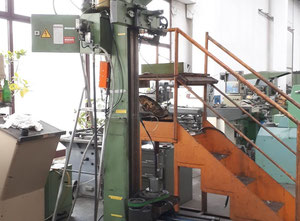 Used Technica ZSM 5100-812 Tool grinding machine